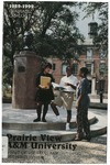 Graduate Catalog - The School Year 1989-1992 by Prairie View A&M University