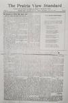 The Prairie View Standard - July 25th 1914