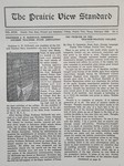 The Prairie View Standard - February 1932 by Prairie View State Normal and Industrial College