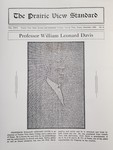 The Prairie View Standard - December 1932