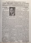 The Prairie View Standard - October 1933 by Prairie View State Normal and Industrial College