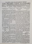The Prairie View Standard - January 1934 by Prairie View State Normal and Industrial College