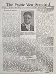 The Prairie View Standard - April 1934