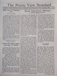 The Prairie View Standard - December 1934