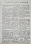 The Prairie View Standard - March 10th 1928 by Prairie View State Normal and Industrial College