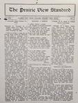 The Prairie View Standard - January 1929