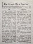 The Prairie View Standard - June 1929 by Prairie View State Normal and Industrial College