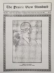 The Prairie View Standard - July 1929 by Prairie View State Normal and Industrial College
