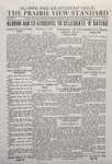 The Prairie View Standard - January 1935 by Prairie View State Normal and Industrial College