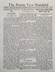 The Prairie View Standard - February 1936 by Prairie View State Normal and Industrial College