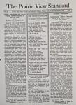 The Prairie View Standard - September 1938