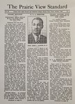 The Prairie View Standard - October 1938 by Prairie View State Normal and Industrial College