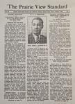 The Prairie View Standard - October 1938