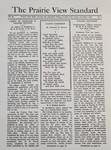 The Prairie View Standard - November 1938