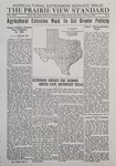 The Prairie View Standard - February 1938