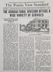 The Prairie View Standard - March 1938 by Prairie View State Normal and Industrial College