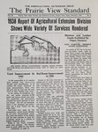 The Prairie View Standard - February 1939 by Prairie View State Normal and Industrial College