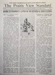 The Prairie View Standard - March 1940 by Prairie View State Normal and Industrial College