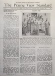 The Prairie View Standard - November 1940 by Prairie View State Normal and Industrial College