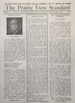 The Prairie View Standard - December 1941 by Prairie View State Normal and Industrial College