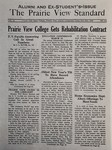 The Prairie View Standard - Nov/Dec 1943 by Prairie View State Normal and Industrial College