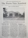 The Prairie View Standard - September 1945