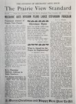 The Prairie View Standard - December 1945 by Prairie View University
