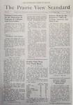 The Prairie View Standard - April 1946 by Prairie View University