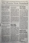 The Prairie View Standard - January 1947 by Prairie View University