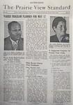 The Prairie View Standard - April 1947 by Prairie View University