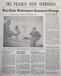 The Prairie View Standard - June 1948 by Prairie View Agricultural and Mechanical College of Texas