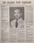 The Prairie View Standard - October 1948 by Prairie View Agricultural and Mechanical College of Texas