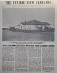 The Prairie View Standard - February 1949 by Prairie View Agricultural and Mechanical College of Texas