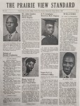 The Prairie View Standard - October 1949