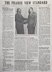The Prairie View Standard - April 1950 by Prairie View Agricultural and Mechanical College of Texas
