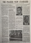 The Prairie View Standard - November 1950 by Prairie View Agricultural and Mechanical College of Texas