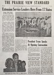 The Prairie View Standard - June 1951