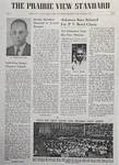 The Prairie View Standard - December 1951 by Prairie View Agricultural and Mechanical College of Texas