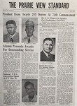 The Prairie View Standard - May 1953 by Prairie View Agricultural and Mechanical College of Texas