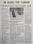 The Prairie View Standard - February 1954 by Prairie View Agricultural and Mechanical College of Texas