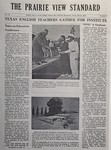 The Prairie View Standard - March 1954 by Prairie View Agricultural and Mechanical College of Texas