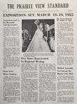 The Prairie View Standard - February 1955 by Prairie View Agricultural and Mechanical College of Texas