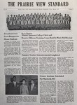 The Prairie View Standard - March 1957 by Prairie View Agricultural and Mechanical College of Texas