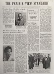 The Prairie View Standard - June 1957 by Prairie View Agricultural and Mechanical College of Texas
