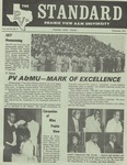The Prairie View Standard - November 1977 by Prairie View A&M University