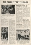 The Prairie View Standard - March 1961 by Prairie View Agricultural and Mechanical College of Texas