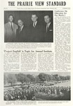 The Prairie View Standard - February 1963 by Prairie View Agricultural and Mechanical College of Texas