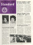 The Prairie View Standard - March 1964 by Prairie View Agricultural and Mechanical College of Texas