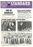 The Prairie View Standard - Summary 1968-1969 by Prairie View Agricultural and Mechanical College of Texas