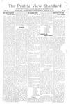 The Prairie View Standard - February 10th 1917